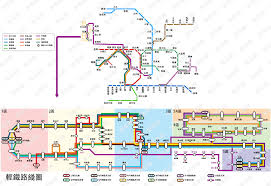 Mtr Map 坐车网 地铁查询 Hongkong Mtr Route Search