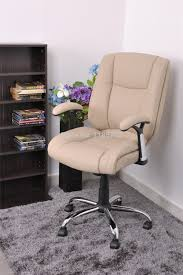 Executive Computer Chair Design Ideas Home Decoration For Cream Swivel Office Chair 25 Office Chairs