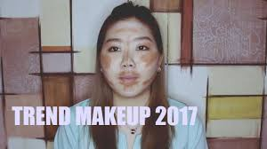 Challenge Trend Opposite Contour Challenge Trend Makeup 2017 Competition