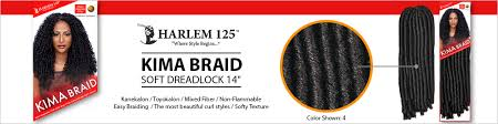 toyokalon soft dread hair harlem125 synthetic hair braids kima braid soft dreadlock 14