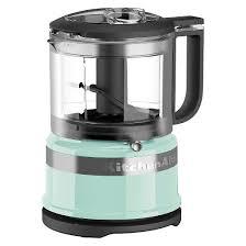 kitchen aid food processor kitchenaid 3 5 cup mini food processor kfc3516 target