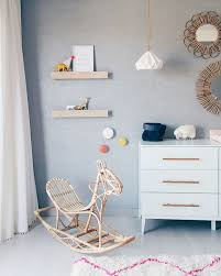 rocking chair chambre bébé chambre bébé bleue et bébé grossesse et décoration