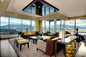 luxury home design show vancouver luxury apartment in vancouver shows timeless style and great view