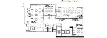 floor plans viridian offices