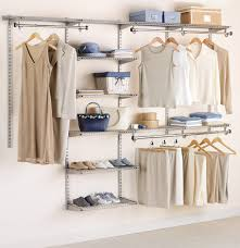 How To Customize A Closet For Improved Storage Capacity by Amazon Com Rubbermaid Configurations Closet Kits 4 8 Ft Deluxe