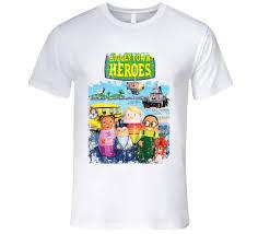 disney animated tv series higglytown heroes worn shirt
