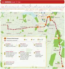 Sydney Subway Map by Sydney Rail N Ferry U2022 Mapsof Net