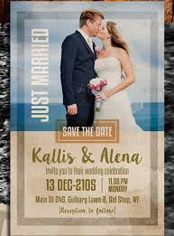 Wedding Invitations With Pictures 22 Photo Wedding Invitations U2013 Free Sample Example Format