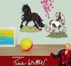 klebefieber kinderzimmer wandsticker pferde onlineshop mit günstigen preisen