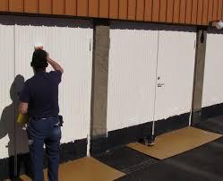 Parts Of Garage Door by Garage Door Repairs Houston