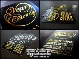 Catering Calling Card Design Vear Catering Business Cards By S H D M On Deviantart