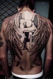 angel tattoo meanings custom tattoo design