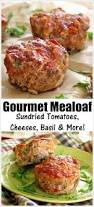 sundried tomato and mozzarella cheese gourmet meatloaf recipe