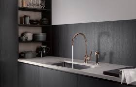 Copper Accessories For Kitchen Cyprum Kitchen Kitchen Fitting Dornbracht