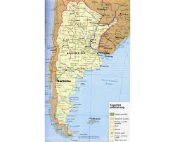 Map Of Chile South America by Maps Of Argentina Detailed Map Of Argentina In English Tourist
