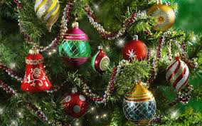 gorgeous tree ornaments hd wallpapers 15