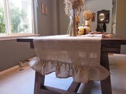 princes ponies and diamonds farmhouse dining room table
