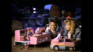 barbie jeep 1990s barbie western fun motorhome commercial 1990 youtube