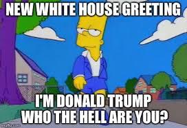 Bart Simpson Meme - bart simpson strut imgflip