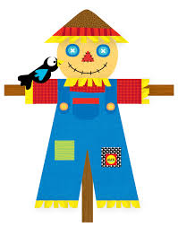 kids thanksgiving crafts make a scarecrow printable alexbrands com