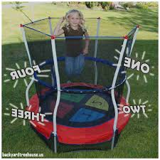 toddler mini trampoline awesome perfect ideas backyard trampolines