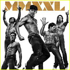 magic mike xxl behind the magic mike xxl guys strip shirtless for a new poster channing