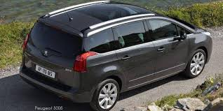 peugeot south africa peugeot 5008 1 6t allure specs in south africa cars co za