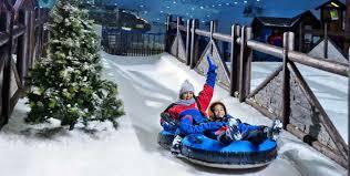 unlimited access to ski dubai with polar pass