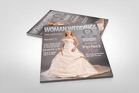 Wedding Magazine Template 54 Photorealistic Magazine Cover Mockups Free U0026 Premium Templates