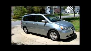 2005 honda odyssey ex l exl vehicle minivan tour u0026 review youtube