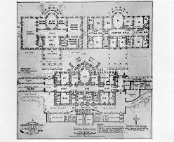 Floor Plan For The White House The Hidden White House Photos Robert Klara