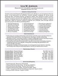 management resume templates 10 property manager resume sle exle writing resume