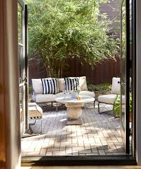 Small Townhouse Backyard Ideas Small Patio For Townhouse Contemporary Patio Dallas By