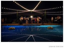 Elegant Backyard Wedding Reception by 18 Best Pool Deco For Wedding Images On Pinterest Marriage