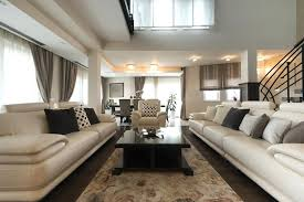 Leather Furniture Ideas For Living Rooms Leather Sofa Interior Design