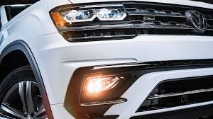 volkswagen atlas 7 seater 2018 volkswagen atlas r line revealed autoevolution