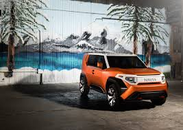 toyata toyota u0027s ft 4x concept is your u0027millennial casualcore u0027 dream suv