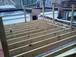 How To Build A One Car Garage by Garage With Deck On Top U2013 Venidami Us