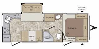 Keystone Rv Floor Plans 2015 Keystone Rv Cougar Series M 24 Rks Specs And Standard