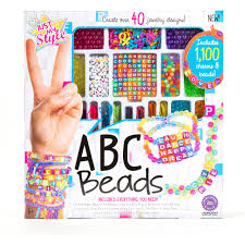 bracelet jewelry kit images Just my style abc beads jewelry kit by horizon group usa jpeg