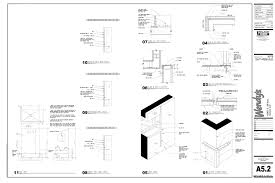 plans elevations sections details shed haammss