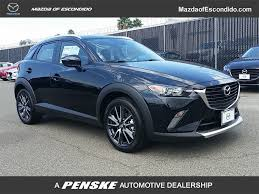 new mazda suv 2018 new mazda cx 3 touring awd at mazda of escondido serving san
