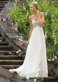 garden wedding dresses marion wedding dress style 6865 morilee