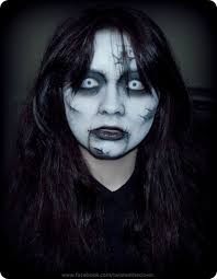 mary shaw make up dead silence inspired halloween make up u2026 flickr