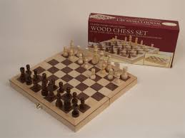 Chess Set Classic Game Collection 18