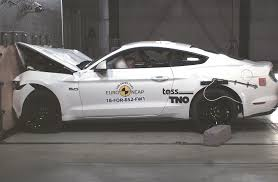 official ford mustang safety rating 2017