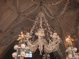 Halloween Chandeliers An Almost Complete List Of Human Bone Chandeliers U2013 Strange Remains