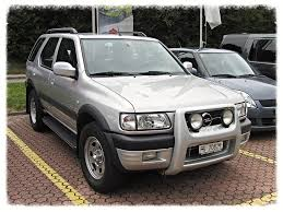 opel frontera modified the world u0027s most recently posted photos of 4x4 and frontera