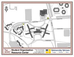 Michigan State University Campus Map by Diag Boards North Campus Map 2 Sorc