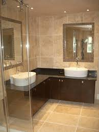 Bevelled Floor Mirror by Bathrooms Design Frameless Bathroom Mirrors With Shelves Beveled